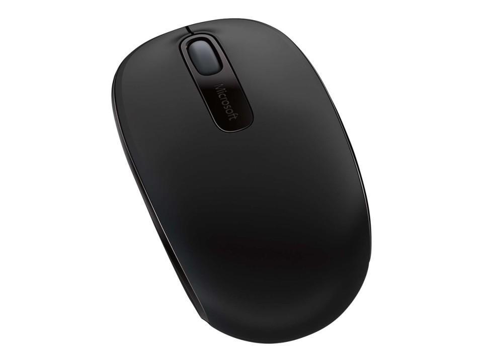 Microsoft Wireless Mouse 1850 Black