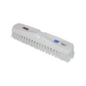 250mm Hygiene Floor Scrub Head White Fill