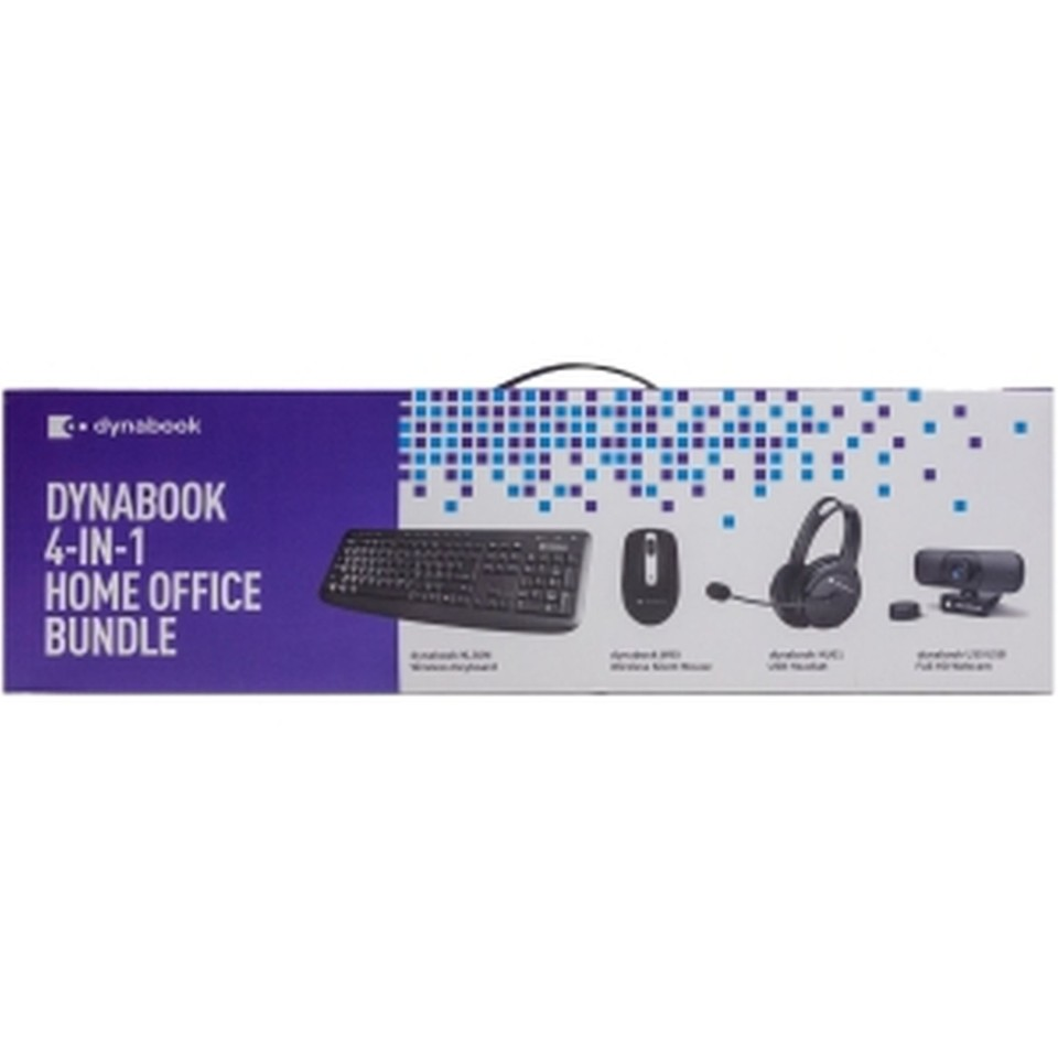Dynabook 4-in-1 Home Office Bundle