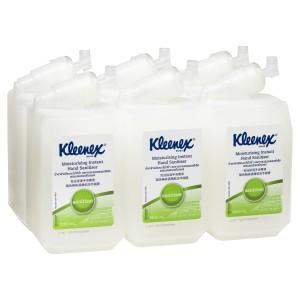 14031 Kleenex Instant Hand Sanitiser 1000ml Carton 6