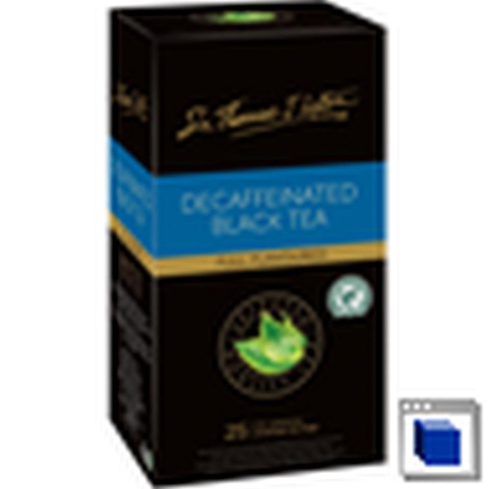 Sir Thomas Lipton Decaffeinated Tea Bags Pack 25