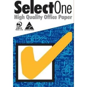 Select One Copy Paper A4 80gsm White Ream of 500 Box of 5