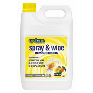 Cyclone All Purpose Cleaner Lemon 5 Litre 5772819