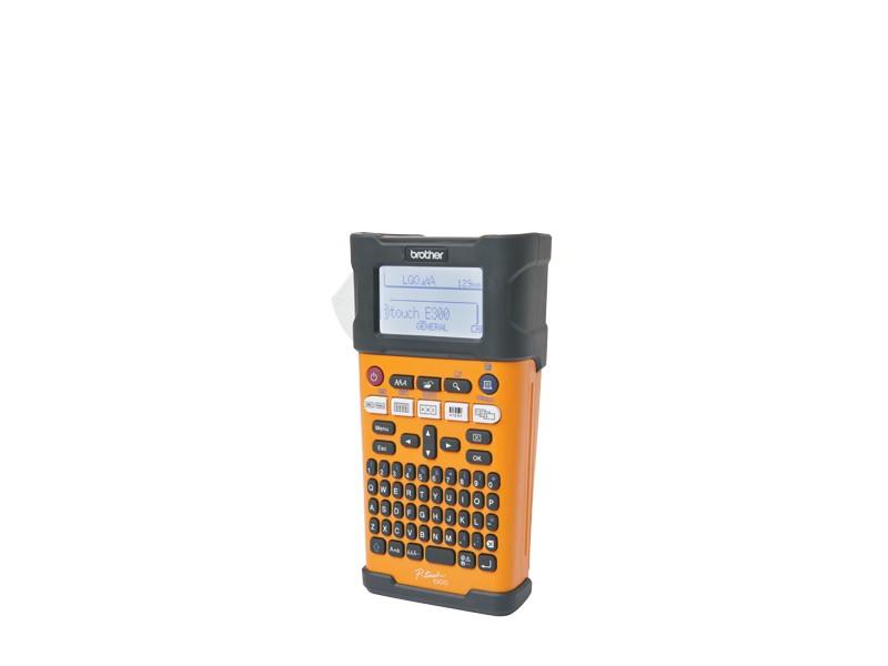 Brother Electrical Series 18mm Handheld Labeller Value Pack Pt-E300Vp