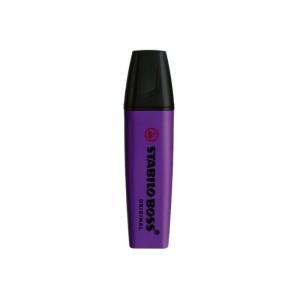 Stabilo Boss Highlighter Chisel Tip 2.0-5.0mm Lavender