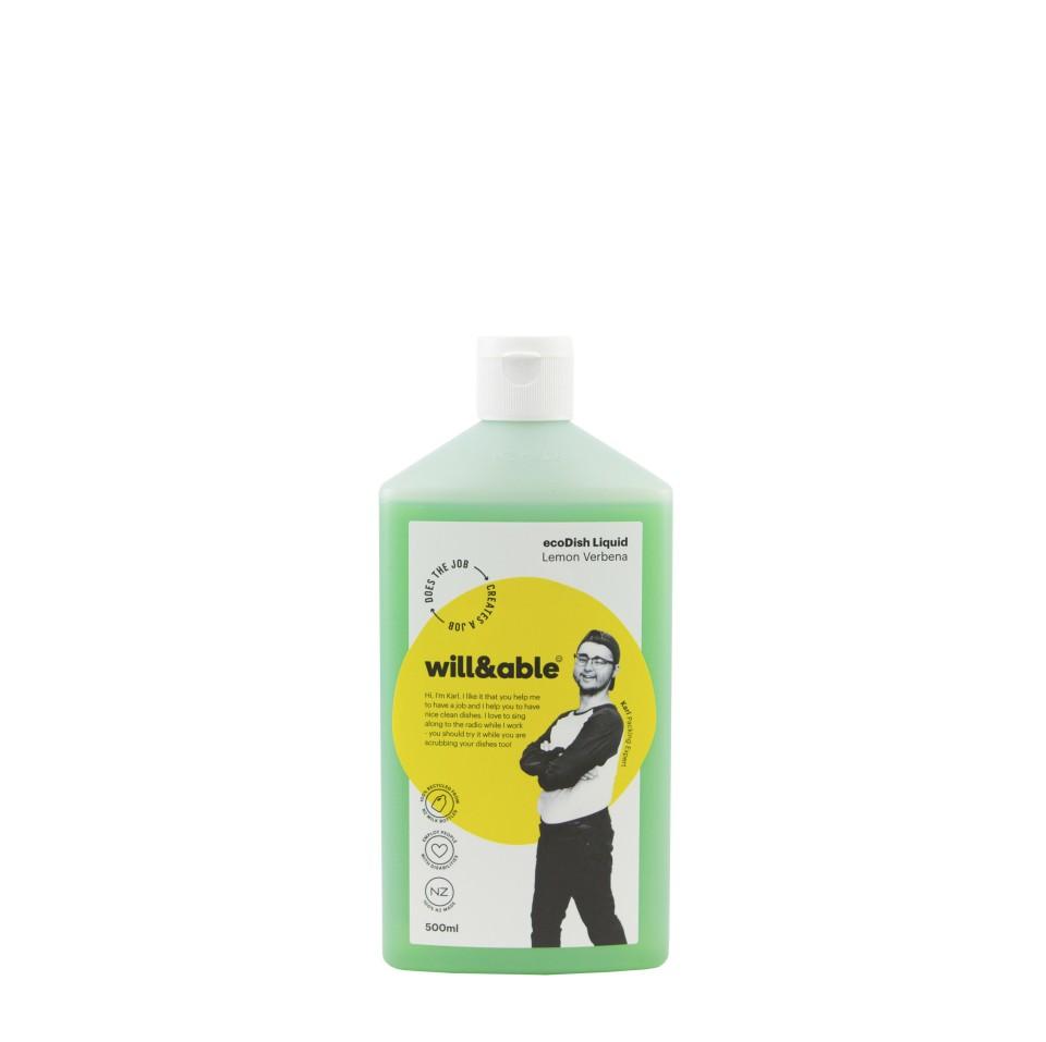 will&able ecoDish Liquid - 500ml