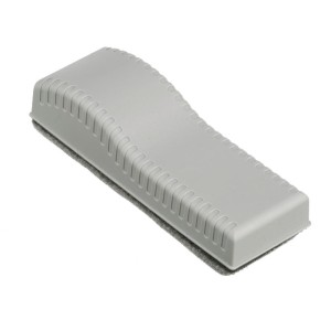 Whiteboard Magnetic Eraser With Heavy Duty Pad