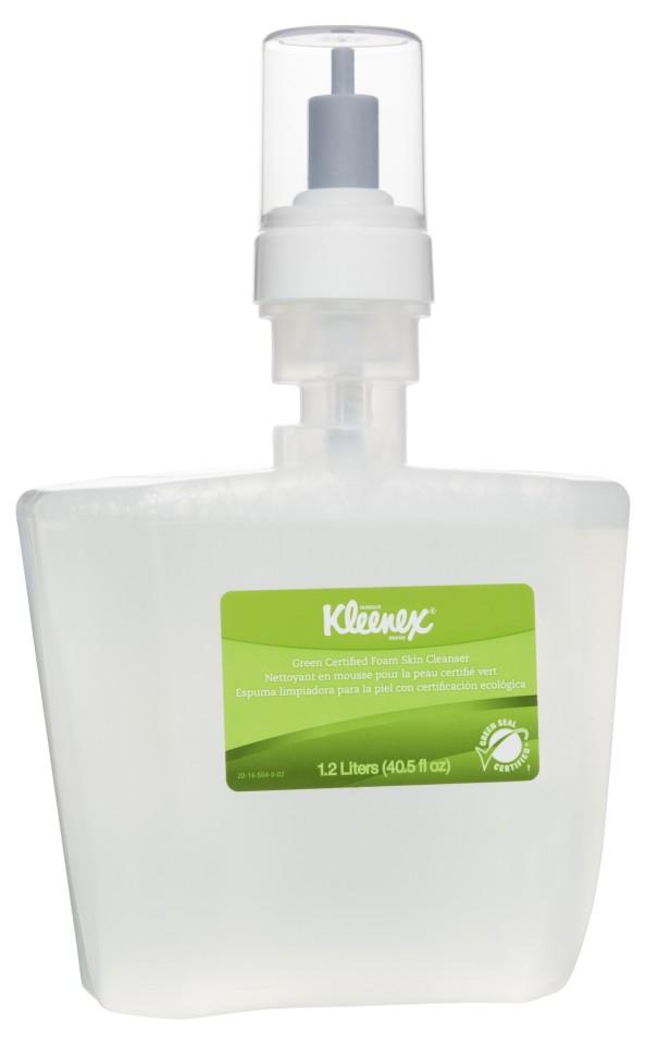 Kleenex Fragrance Dye Free Skin Cleanser 1200ml 91591