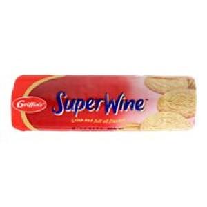 Griffins Super Wine Biscuits 250g