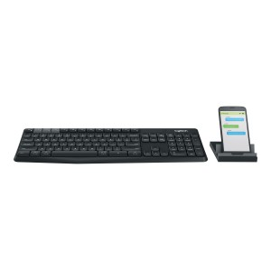Logitech Multi-device Wireless Keyboard K375s