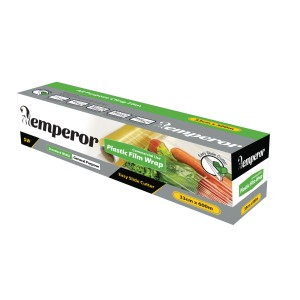 330mm X 600M Foodwrap Film Dispenser Pack