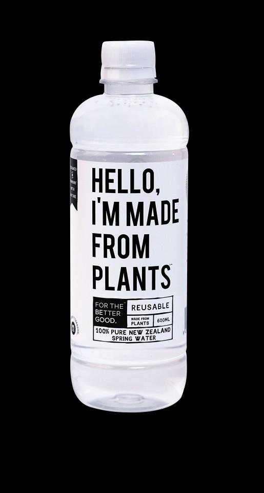 For The Better Good Still Water Bottle 600ml
