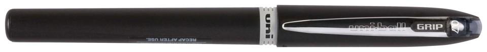 Uni-ball Grip 0.7mm Capped Black UB-247