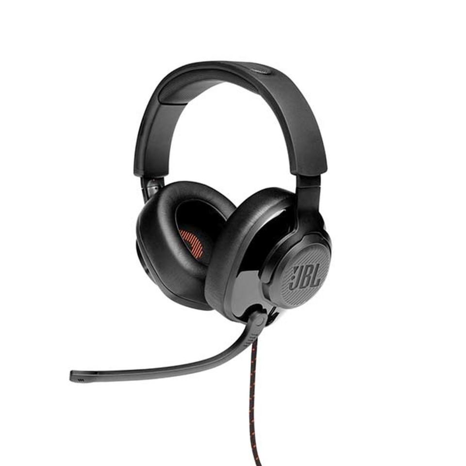 JBL Quantum 200 Headset - Black