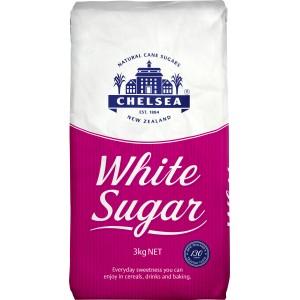 Chelsea White Sugar 3Kg