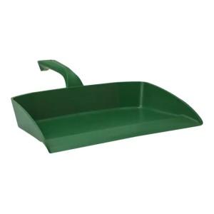 28/56602 Vikan Dustpan 330X305mm Green Each