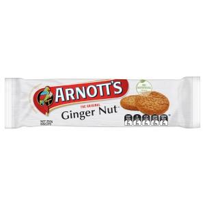 Arnotts Ginger Nut Biscuits 250g