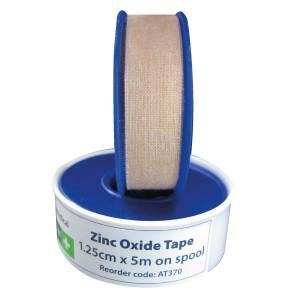 12.5mm X 5M Zinc Oxide Tape Roll